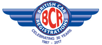 British Car Registrations